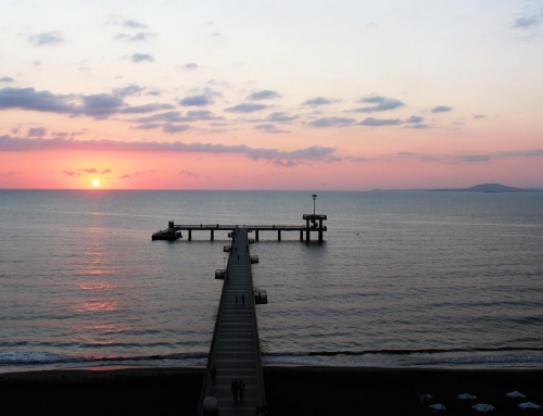 Iconic Landmarks in Burgas – The PIER